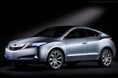 Acura ZDX Prototype