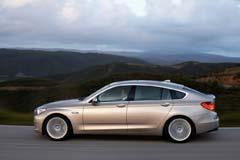BMW 550i Gran Turismo