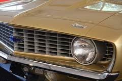 Chevrolet Camaro COPO 9561 124379N657861