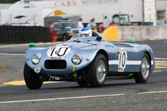 Nash-Healey Competition Roadster