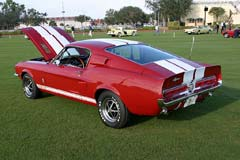 Ford Shelby Mustang GT500
