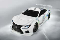 Lexus RC F GT3 Concept