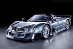 Mercedes-Benz CLK-GTR Roadster WDB2973971Y000032