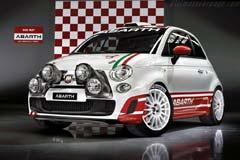 Fiat Abarth 500 R3T