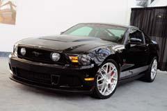 Steeda Q550 Mustang