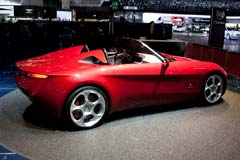Alfa Romeo 2uettottanta Pininfarina Spider