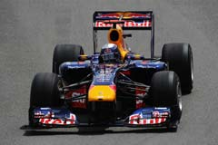 Red Bull Racing RB6 Renault RB6/5