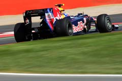 Red Bull Racing RB6 Renault RB6/3