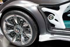 Alfa Romeo Pandion Bertone Coupe