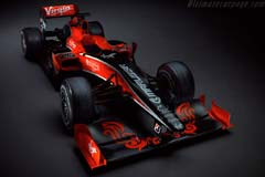 Virgin VR-01 Cosworth