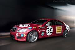 Mercedes-Benz S 63 AMG Showcar