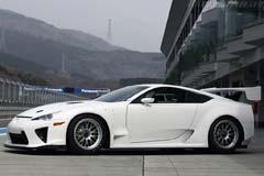 Lexus LFA GT