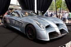 Panoz Abruzzi 'Spirit of Le Mans'