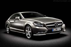 Mercedes-Benz CLS 550