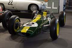 Lotus 25 Climax R7