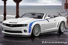 Hennessey HPE700 Camaro Convertible
