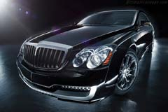 Maybach 57 S Xenatec Coupe