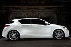 Lexus CT 200h F Sport Concept