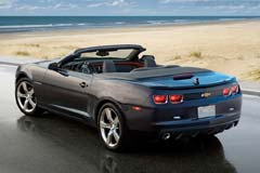 Chevrolet Camaro RS Convertible