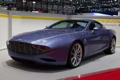 Aston Martin DBS Zagato Coupé Centennial