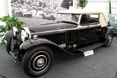 Bugatti Type 46 Veth & Zoon Faux Cabriolet 46293