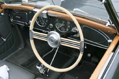 Alfa Romeo 8C 2900B Corto Pinin Farina Spider