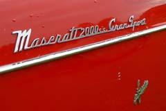 Maserati A6G/54 2000 Frua Spider 2192