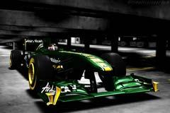 Team Lotus T128 Renault
