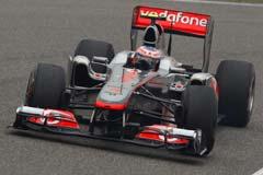 McLaren MP4-26 Mercedes