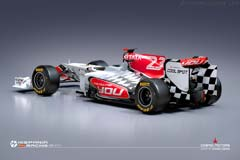 HRT F111 Cosworth