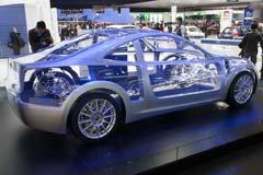 Subaru BOXER Sports Car Architecture Concept