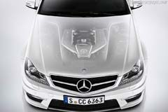 Mercedes-Benz C 63 AMG Coupe