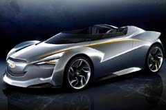 Chevrolet Mi-ray Roadster Concept