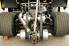Huron 4A Cosworth DAF Variomatic 02