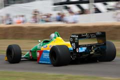 Benetton B188 Ford B188-01