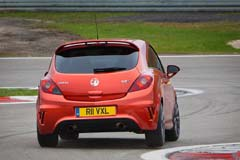 Vauxhall Corsa VXR Nürburgring Edition