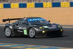 Lotus Evora GTE P001-002