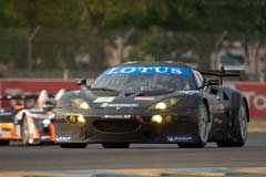 Lotus Evora GTE C001-001