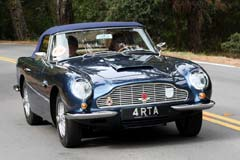 Aston Martin Short Chassis Volante DBVC/2329/R