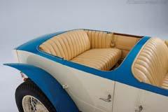 Rolls-Royce Phantom I Barker Sports Tourer EX10