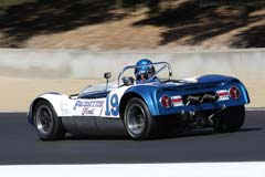 Lotus 19B Ford