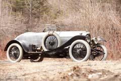 Bentley 3 Litre Harrison Tourer