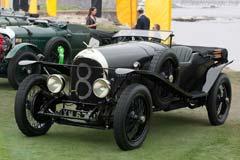Bentley 3 Litre Park Ward Tourer 141