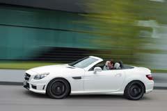Mercedes-Benz SLK 55 AMG