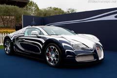 Bugatti Veyron 16.4 Grand Sport 'l'Or Blanc'