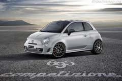 Fiat Abarth 695 Competizione
