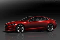 Mazda Takeri Concept