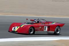 Chevron B16 Spyder Cosworth SP1