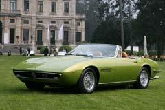 Maserati Ghibli SS Spyder 115/S.49 1259