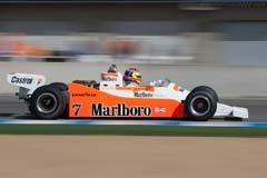 McLaren M28 Cosworth M28-2